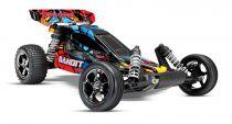 BANDIT - 4x2 - 1/10 VXL BRUSHLESS - iD - TSM - TRX24076-3 - TRAXXAS 24076-3