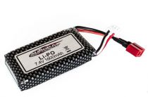 Batterie Li-Po 7,4 V 1600mAh MT-Twin FTK-MT-TWIN-40