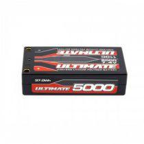 Batterie Lipo 2S Accu Ultimate Racing 5000 110C Shorty 7.4V (PK 5mm) UR4441