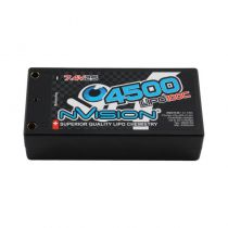 Batterie Lipo 2S NVision Factory Pro Shorty 4500-100C 7.4v