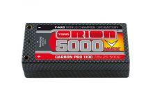 Batterie Lipo ORION 2S Carbon Pro VMAX 5000-110C TUBES 7.6v - ORI14078