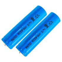Batteries 3.7V 1500mAh  2 pièces