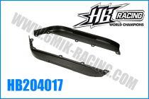 Bavettes latérales HB 817 (paire)