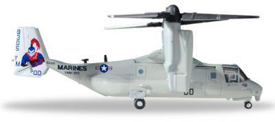 """Bell/Boeing MV-22B Osprey VMM-365 \""""Blue Knights\"""""""