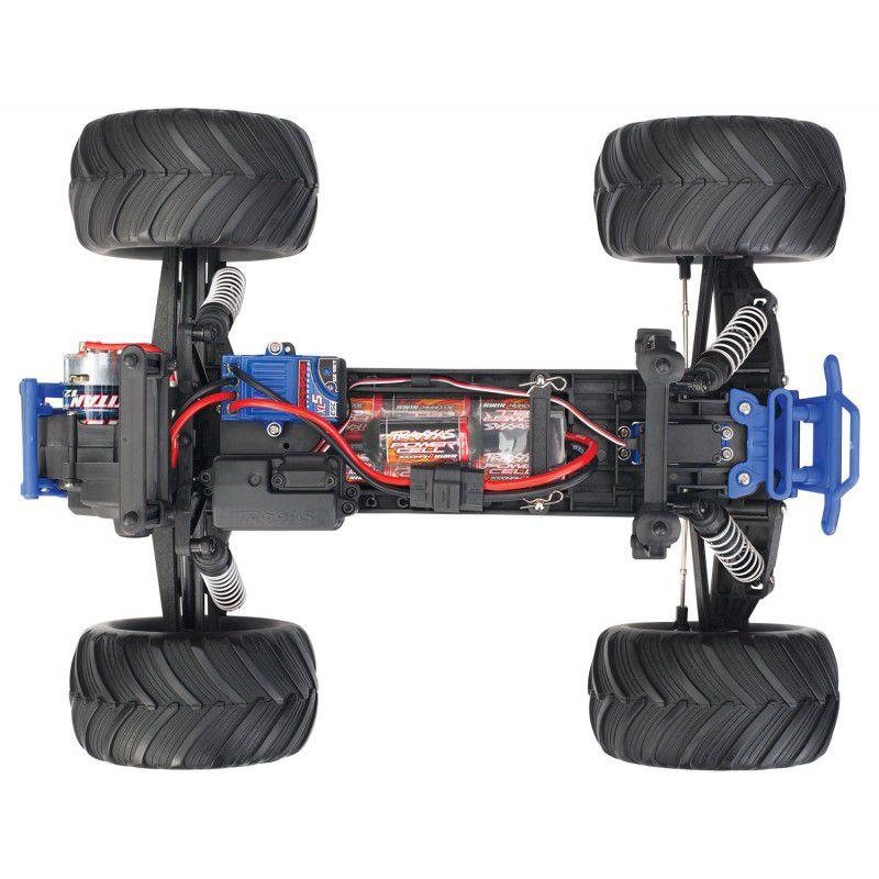 BIGFOOT - 4x2 - 1/10 BRUSHED TQ 2.4GHZ - iD - 36084-1 - TRAXXAS