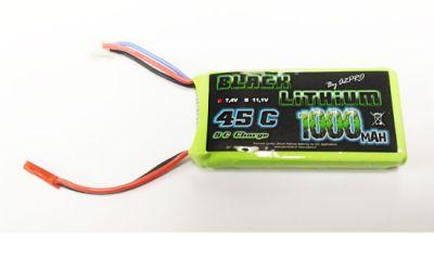 Black Lithium 1000mAh 35C 2S Bec - Z03L9100321