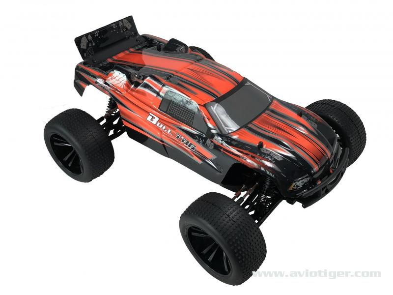 BLACKBULL 1/10 BRUSHLESS TRUGGY 94324