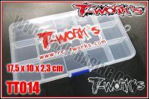 Boîte de Rangement GM T-WORK\'S (15 Places)