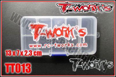 Boîte de Rangement PM T-WORK\'S (10 Places)