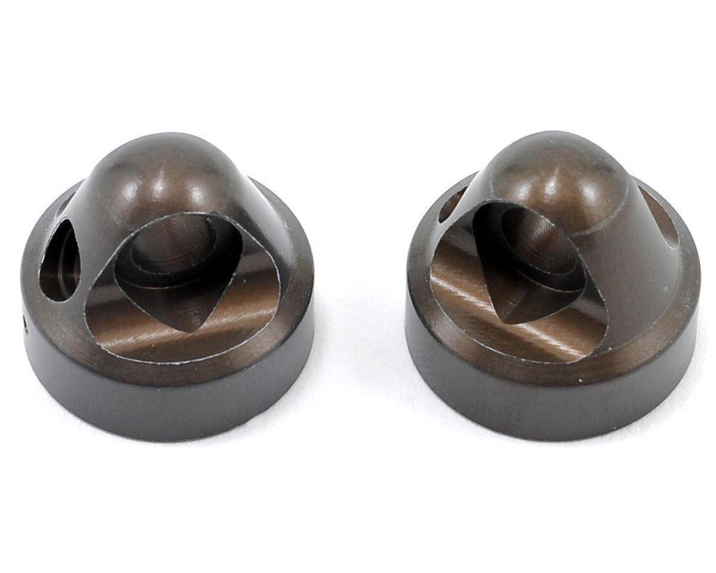 Bouchon amortisseur ALU (2) SRX2 - SER500176 - Pièce détachée SERPENT