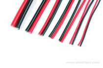 CABLE SIL. 18AWG 300 BRINS 1M