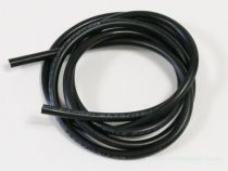 CABLE SILICONE 12AWG NOIR 1M