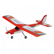 CALMATO ALPHA 40 TRAINER - ROUGE (EP/GP) - KYOSHO - K.11232RB