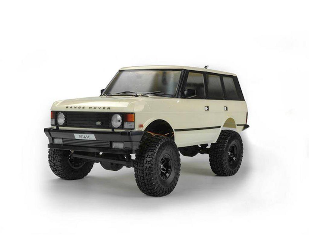 CARI78568 - CARISMA 1/10e SCA-1E LAND ROVER Range Rover 1981