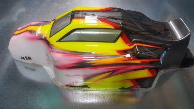 Carrosserie 6Mik HB817 PB082