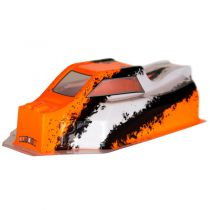 Carrosserie BX8SL noir/blanc/orange