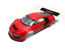 CARROSSERIE KYOSHO INFERNO GT2 RACE AUDI LMS ROUGE - K.IGB109