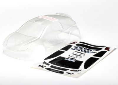CARROSSERIE LATRAX RALLY TRANSPARENTE