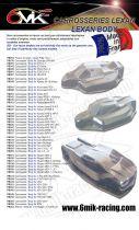 Carrosserie Lexan pour MUGEN MBX7R ECO