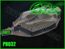 Carrosserie Lexan pour SERPENT S811
