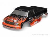 Carrosserie mini truck gt-1 peinte HPI 7741