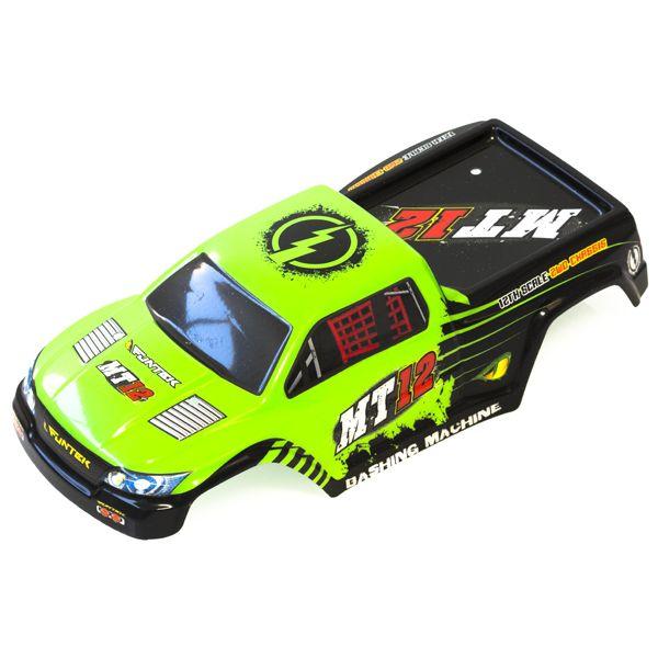 Carrosserie MT12 Verte