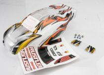 CARROSSERIE RUSTLER PROGRAPHIX SEMI-DECOREE + AUTOCOLLANTS