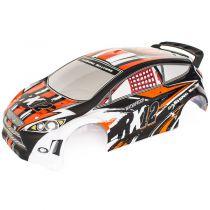 Carrosserie RX12 Orange