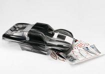 CARROSSERIE SLAYER PROGRAPHIX SEMI-DECOREE + AUTOCOLLANTS