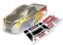CARROSSERIE T-MAXX EDITION SPECIALE USHRA GRISE + AUTOCOLLANTS