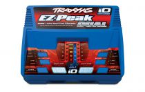 CHARGEUR DOUBLE RAPIDE AC LIPO/NIMH 8A PRISE TRAXXAS