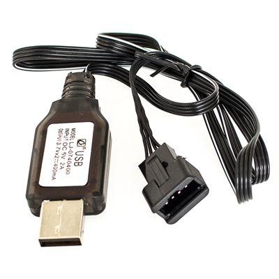 Chargeur type USB pour RX12