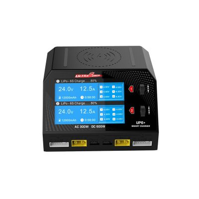 Chargeur UP6+ Duo 2X300W 12V/220V Ultra Power