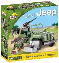 COBI 24092 - Jeep Willys MB - 90