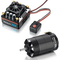 COMBO XERUN XR8 PLUS + moteur XERUN 4268SD 1900KV Black G2