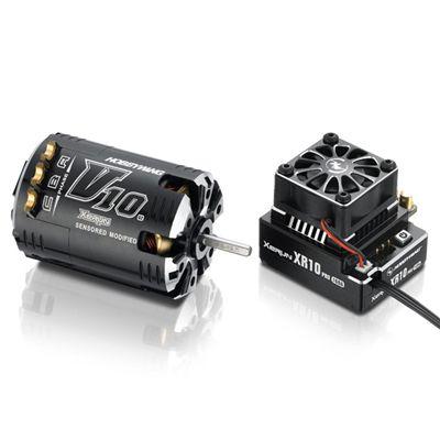 COMBO XR10 PRO BLACK E (7.5T)
