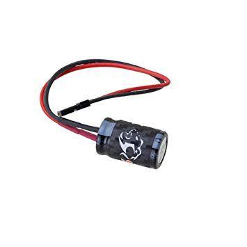 Condensateur pour servo/récepteur (voltages trop bas) - SAVOX sav-pc-01