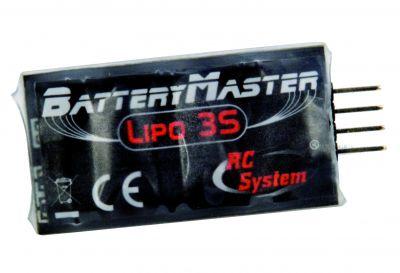 CONTROLEUR DE BATTERIE LIPO 3S