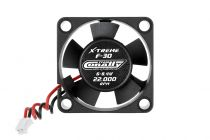 Corally Ventilateur Corally 30mm 6/8,4V - Prise ESC-C-53101