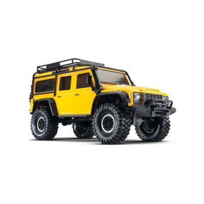 Crawler RC TRX-4 Scale & Trail RTR jaune édition spéciale - Traxxas TRX82056-4-YLW