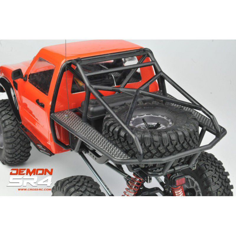 Crawling kit - CROSS RC Demon SR4-C 4x4 KIT CRO90100050