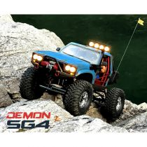 Crawling kit - Demon SG4-B 1/10 - CROSS-RC - CRO90100046