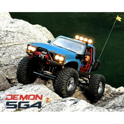 Crawling kit - Demon SG4-C 1/10 - CROSS-RC - CRO90100047