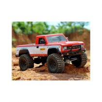 Crawling kit - PG4RS 1/10 4x4 Pick up (Lexan body) - CROSS RC