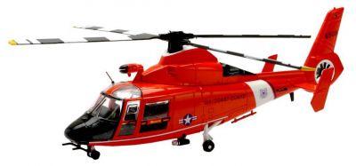 DAUPHIN - HH-65A U.S. COAST GUARD RESCUE