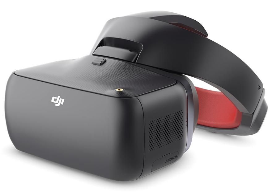 DJI Goggles Racing Edition - casque FPV Full HD 3840x1080 HDMI - GOGGLES-RE