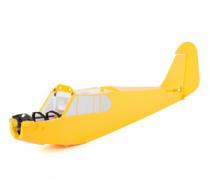 E-FLITE Painted Fuselage: 1.2m Clipped Cub - HORIZON HOBBY - Référence: EFL5151