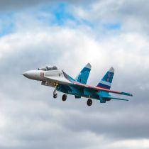 E-FLITE SU-30 double turbine 70mm EDF PNP - HORIZON HOBBY - Référence: EFL01075