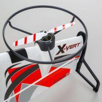 E-FLITE X-VERT VTOL BNF Basic - HORIZON HOBBY - Référence: EFL1850