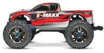 E-MAXX BRUSHLESS EDITION - 4x4 - 1/10 - TSM - SANS AQ/CHG - PROMO